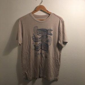 RVCA Artist Network Program T-Shirt